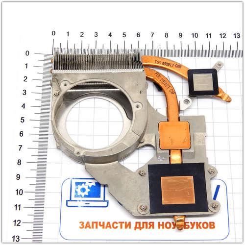 Трубка, радиатор охлаждения ноутбука HP ProBook 4515s 535805-001