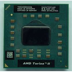 AMD TURION II Mobile M520 TMM520DB022GQ