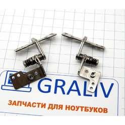 Петли ноутбука Samsung RV520 BA61-01346A, BA61-01345A