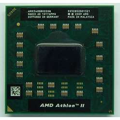 AMD Athlon II Mobile M340 2.2Ghz Socket-S1 amm340db022gq