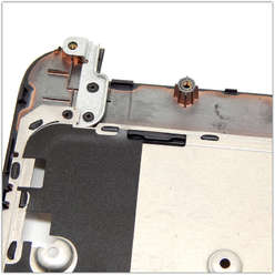 Палмрест, верхняя часть ноутбука HP Pavilion DV6-6000 640463-001