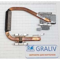 Радиатор системы охлаждения, термотрубка ноутбука Acer 5630, 5730, 60.4Z416.002