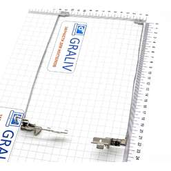 Петли ноутбука Lenovo G570, G575 AM0GM000100 AM0GM000200