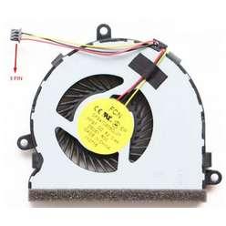 Вентилятор (кулер) для ноутбука Dell 3-pin SPS-753894-001, DC28000E3F0