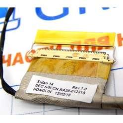 Шлейф матрицы ноутбука Samsung Q470,  BA39-01231A