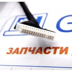 Шлейф матрицы ноутбука Toshiba C600, C640, C645 6017B0273901