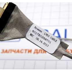 Шлейф матрицы ноутбука Toshiba Satellite L630, L635, L630D, 6017B0268701