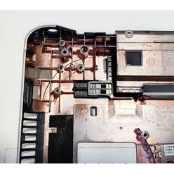 Нижняя часть корпуса, поддон ноутбука Dell Vostro 3460, CN-0FFKX7