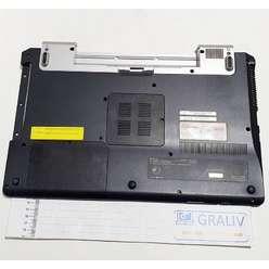 Нижняя часть корпуса, поддон ноутбука Sony VAIO VGN-FW, PCG-3J1V, 013-020A-8129-B