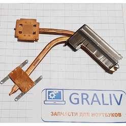 Система охлаждения, термотрубка ноутбука Sony VAIO VGN-FW, PCG-3J1V