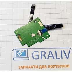 Панель с кнопкой включения Acer 6530, 6930, DA0ZK1TR6D0