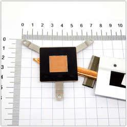 Радиатор, трубка охлаждения ноутбука DNS C5500Q, C5501Q (123975)
