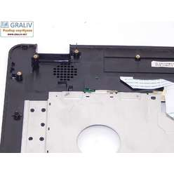 Палмрест, верхняя часть ноутбука DNS A17HC (0138595) 13N0-YVA0C01