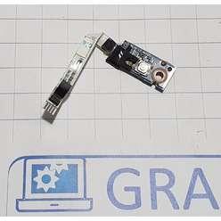Плата питания, кнопка включения ноутбука HP DV4-1000 LS-4102P