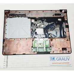 Верхняя часть корпуса, палмрест ноутбука DNS 118740, 118742, 6-39-С4552-013