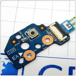 Кнопка старта, включения ноутбука Acer Aspire E1-522, Packard Bell ENTE69KB 48.4ZK17.011