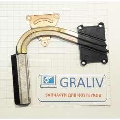 Термотрубка, радиатор системы охлаждения ноутбука HP Pavilion Envy M6-1000 SPS-687231-001