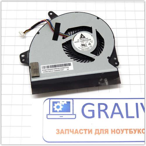 Кулер, вентилятор ноутбука Asus X501A KSB0705HB - CA1B