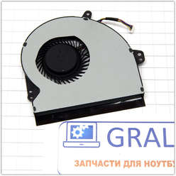 Внтилятор системы охлаждения, кулер ноутбука Asus X501A, 13GNNO10P010, KSB0705HB