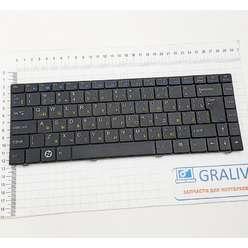 Клавиатура ноутбука DNS 118740, 118742, 6-80-W84T0-280-1 MP-07G36SU-430
