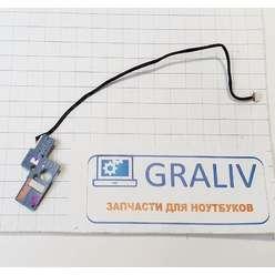 Плата с кнопкой включения ноутбука Samsung R418 R420 R429 R463 R469 BA92-05506A