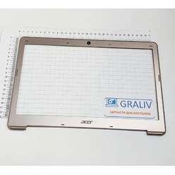 Безель, рамка матрицы ноутбука Acer Aspire S3 ZYE460C10LA017