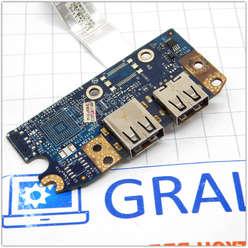 USB плата расширения ноутбука Acer Aspire 5750 Packard Bell TS11 P5WE0 LS-6904P