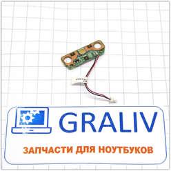 Кнопка включения, старта ноутбука Toshiba Satellite L655 V000210850