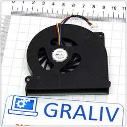 Кулер, вентилятор ноутбука Asus A52, K52 UDQFLZH24DAS
