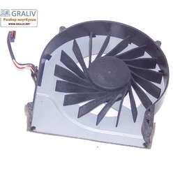 Кулер, вентилятор ноутбука DNS (0129309) TWC-N13P-GT, TWH-N12E-GE, 055617L1S