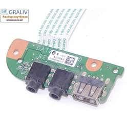USB плата расширения ноутбука DNS (0129309) TWH-N12E-GE DATWHTB18D0