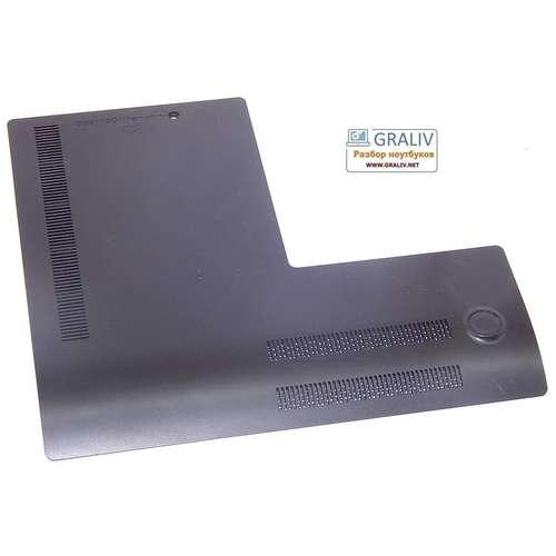 Задняя заглушка корпуса ноутбука Samsung NP550P5C BA81-16581A