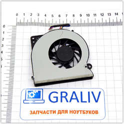 Кулер, вентилятор ноутбука Asus K72D KSB06105HB -9J73