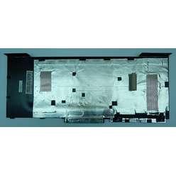 Задняя крышка корпуса ноутбука Asus K51A, K51AE 13N0-ESA0311