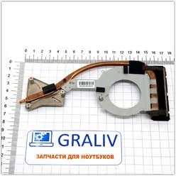 Радиатор, термотрубка ноутбука Sony PCG-71C11V VPCEL