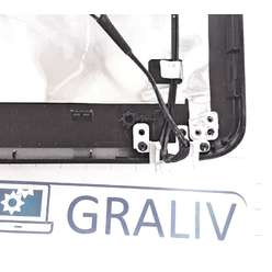 Крышка матрицы ноутбука Samsung R530 BA75-02370A
