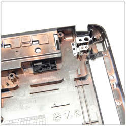 Нижняя часть корпуса ноутбука Samsung R530 BA81-08526A