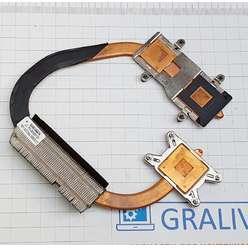 Радиатор системы охлаждения, термотрубка ноутбука Samsung NP-R60, BA62-00447A