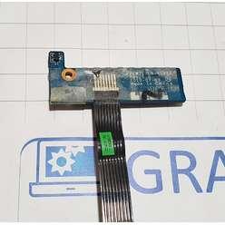 Панель старта, кнопка включения ноутбука Emachines E642, E644, PEW71 LS-6582P