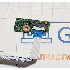 Панель включения, кнопка старта ноутбука ноутбука Lenovo B590, B580, V580, 55.4H05.001G