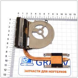 Термотрубка, радиатор охлаждения ноутбука Lenovo Z585