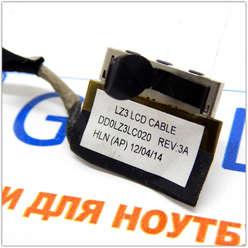 Шлейф матрицы ноутбука Lenovo Z585 DD0LZ3LC020
