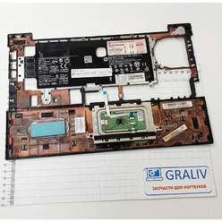 Верхняя часть корпуса, палмрест ноутбука HP ProBook 5310m AP08P000300 581105-001