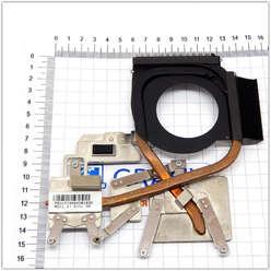 Система охлаждения, радиатор с трубкой ноутбука HP Pavilion DV7-3000,DV6-2000