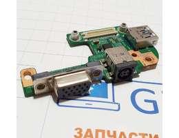 Доп. плата с разьемом питания, usb, ноутбука Dell Inspiron M5110  48.4IE06.021 DQ15 AMD