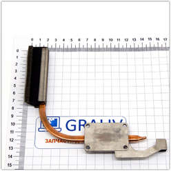 Радиатор, трубка охлаждения ноутбука Acer 5250, 5253, Packard Bell TK81, AT0IC0010C0