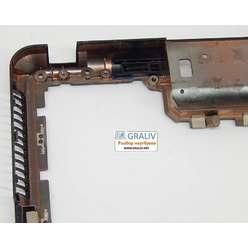 Нижняя часть корпуса, поддон ноутбука Lenovo G555 AP0BU000100
