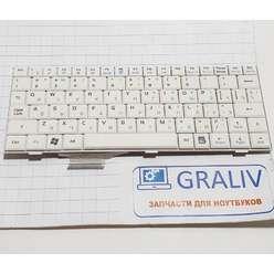 Клавиатура нетбука Asus EEE PC 900, 700, 04GN011KRU20