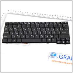 Клавиатура ноутбука Acer Aspire One A110, A150, D150, D210, D250, D260, P531, ZG5, ZG8 9J.N9482.E0R