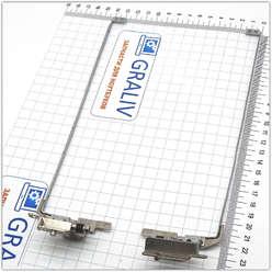 Петли ноутбука HP G62 G56, 1A01EQ800 1A01EQ700
